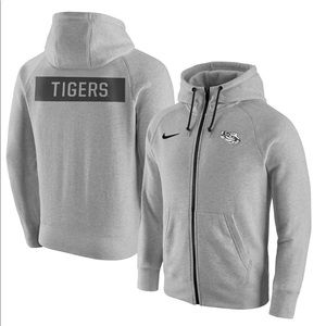 Gridiron Gray 2.0 Fleece Full-Zip Hoodie